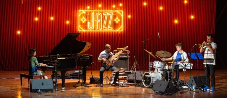 Muzyka z duszą, czyli jazz
